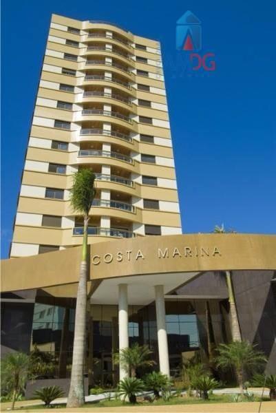 Apartamento residencial para locação, Fazenda, Itajaí - AP0477.