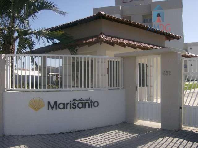 Apartamento residencial à venda, Cordeiros, Itajaí - AP0638.