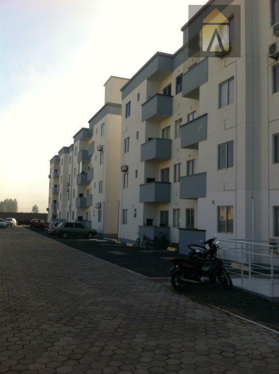 Apartamento residencial à venda, Espinheiros, Itajaí - AP0639.