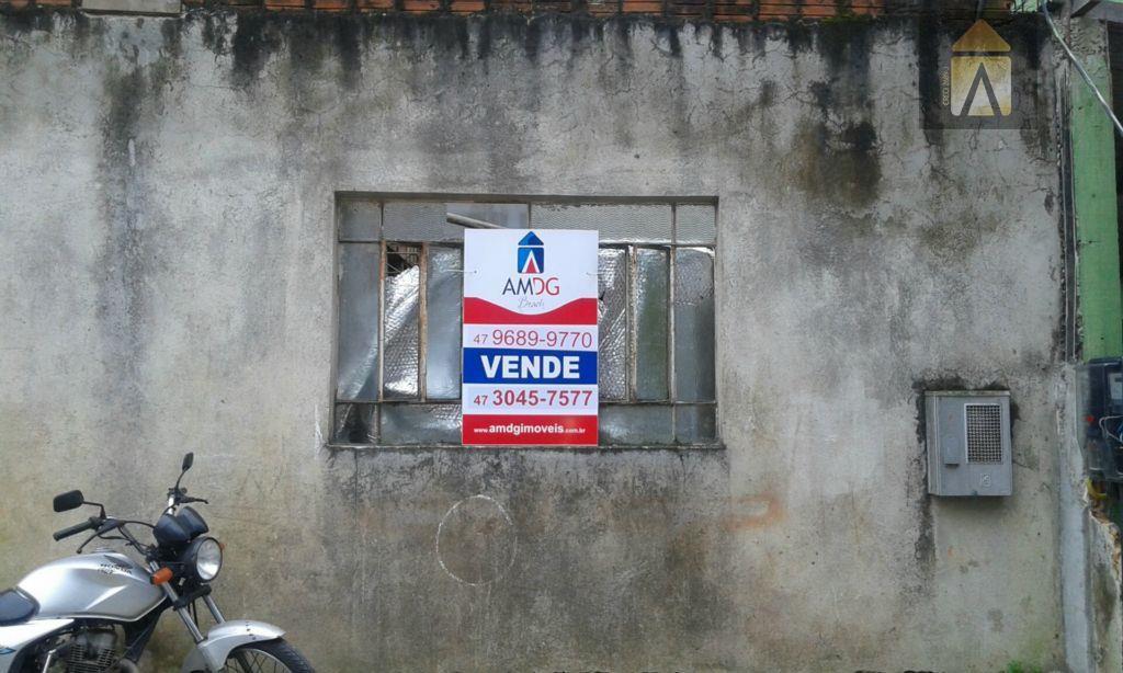 terreno com 80,00 m²  ( 4x20) nos fundos vóvó carola.rua uruguai