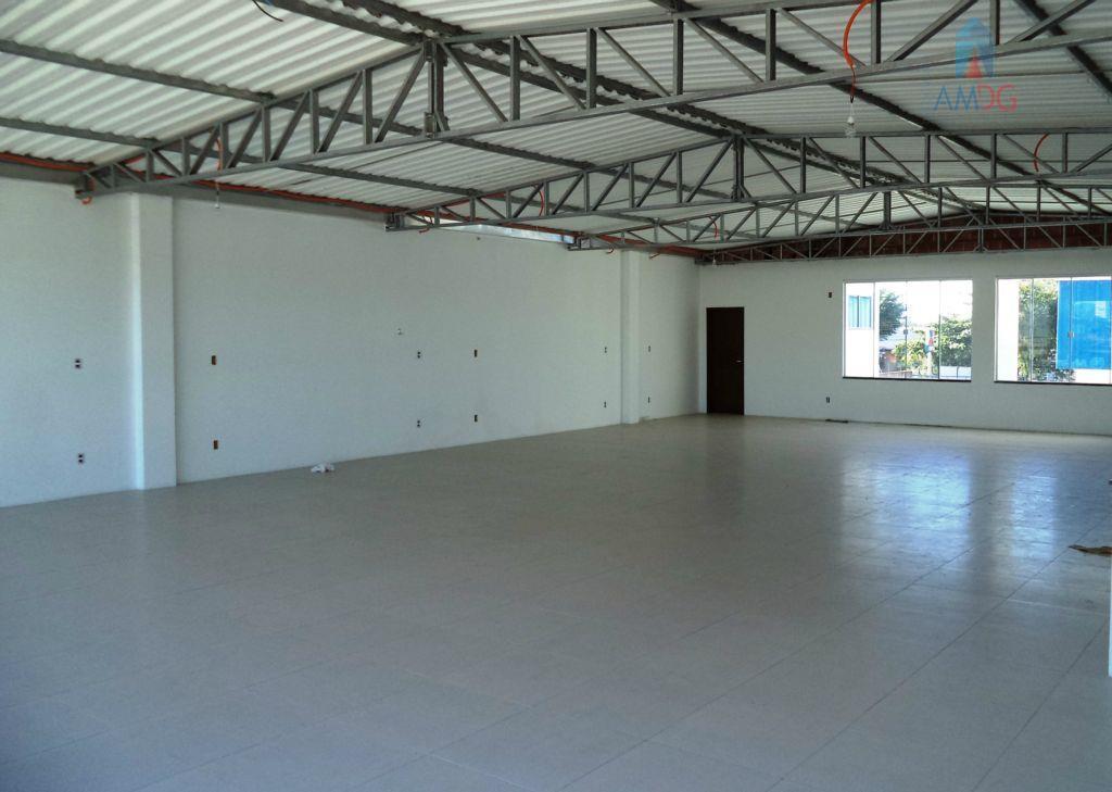 Sala comercial para locação, São Vicente, Itajaí.