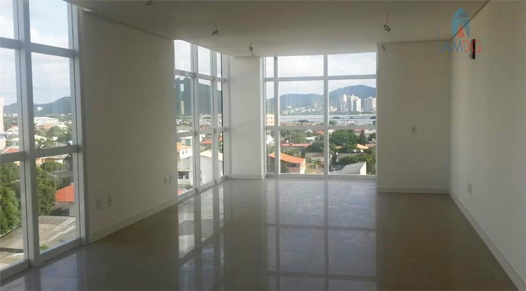 Sala comercial para locação, Centro, Navegantes - SA0080.