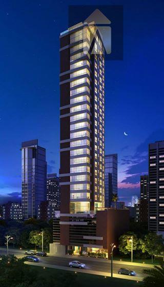 Apartamento residencial à venda, Centro, Balneário Camboriú - AP0657.