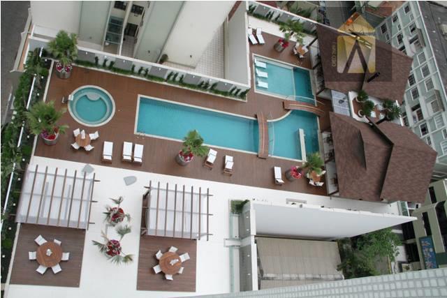 Apartamento residencial à venda, Centro, Balneário Camboriú - AP0659.