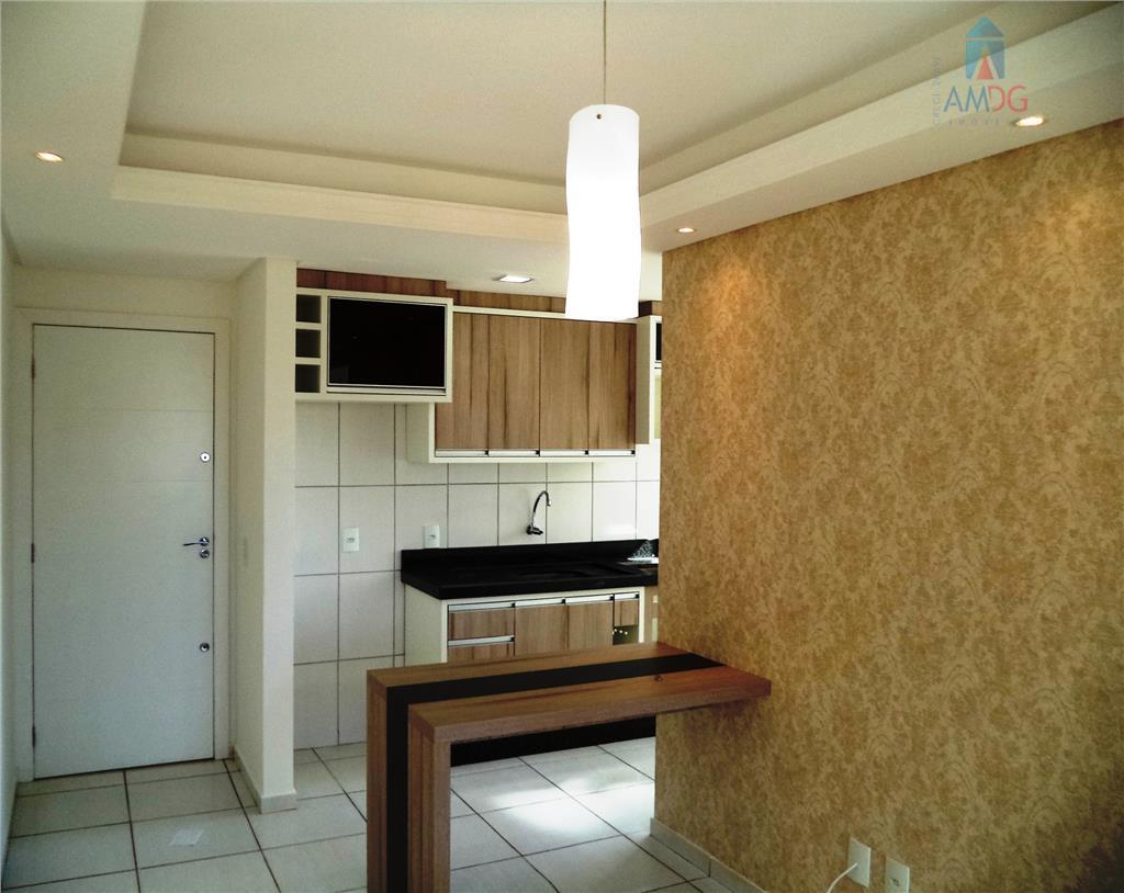 Apartamento residencial para locação, Cordeiros, Itajaí - AP0662.