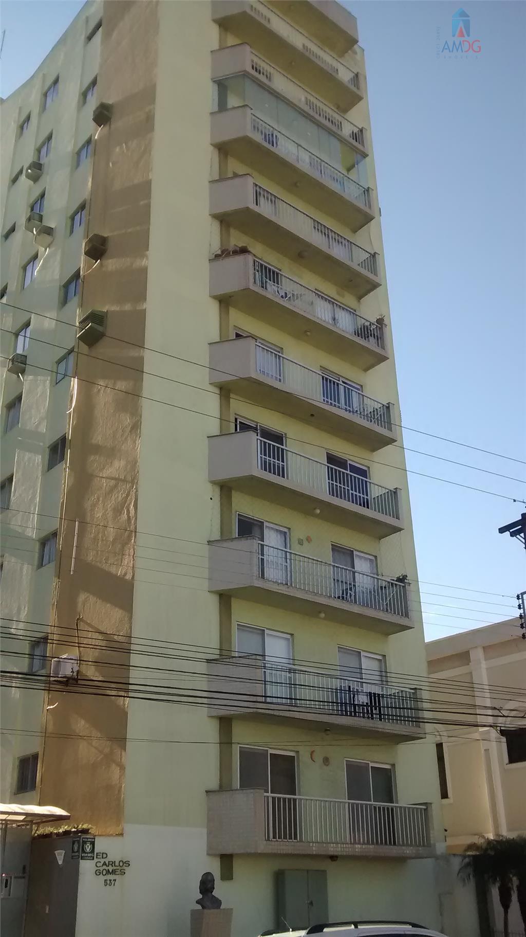 Apartamento residencial à venda, Centro, Itajaí - AP0688.