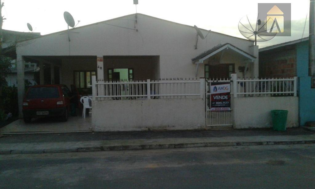 Casa residencial à venda, Quilometro 12, Itajaí - CA0263.