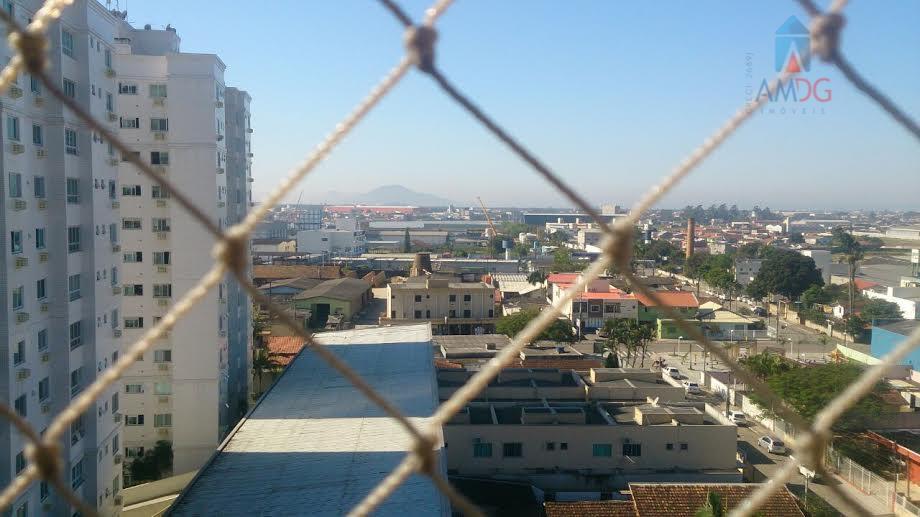 Apartamento residencial à venda, Barra do Rio, Itajaí - AP0699.