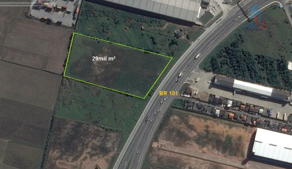 Área comercial para venda e locação, Salseiros, Itajaí - AR0018.