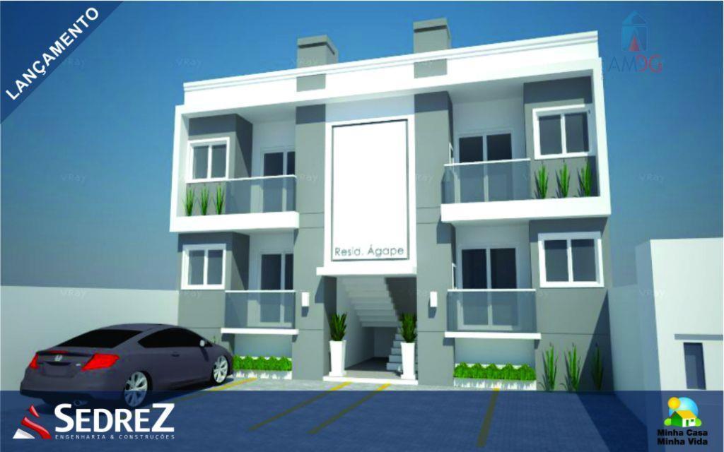 Apartamento residencial à venda, Espinheiros, Itajaí - AP0705.