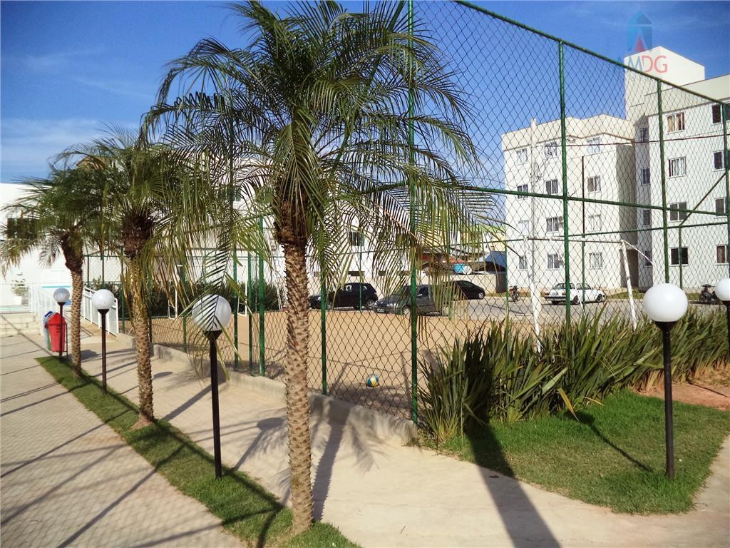 Apartamento residencial para locação, Murta, Itajaí - AP0718.