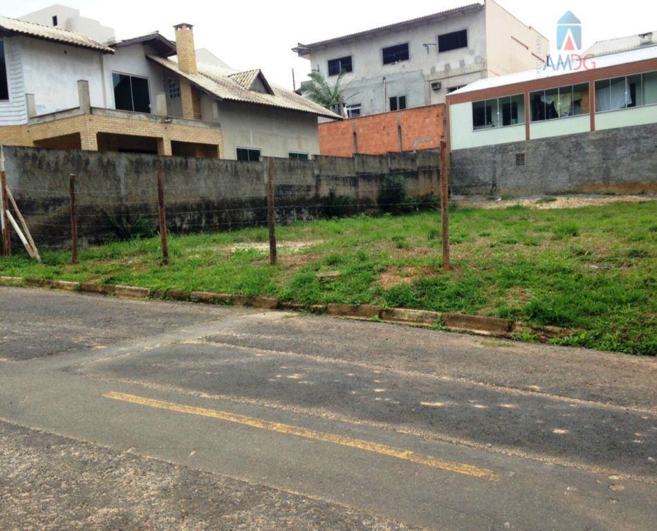 Terreno residencial à venda, Ariribá, Balneário Camboriú - TE0135.