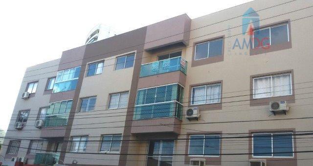 Apartamento residencial à venda, Fazenda, Itajaí - AP0720.