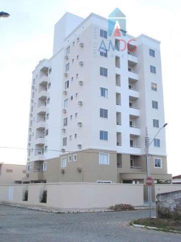 Apartamento residencial à venda, Costa Cavalcanti, Itajaí - AP0721.