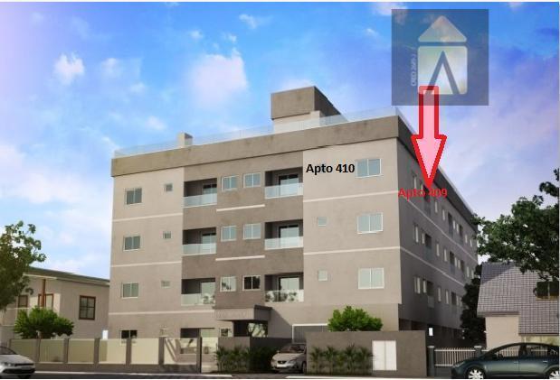 Apartamento residencial à venda, Cidade Nova, Itajaí - AP0731.