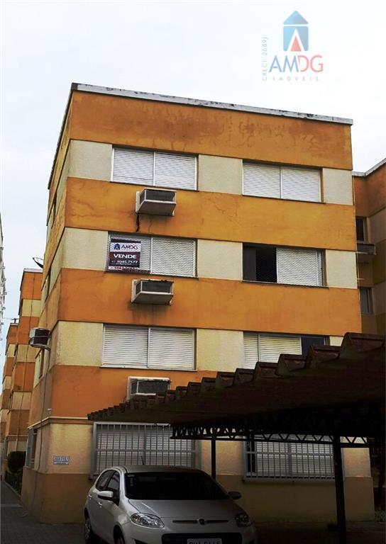 Apartamento residencial à venda, São João, Itajaí - AP0744.