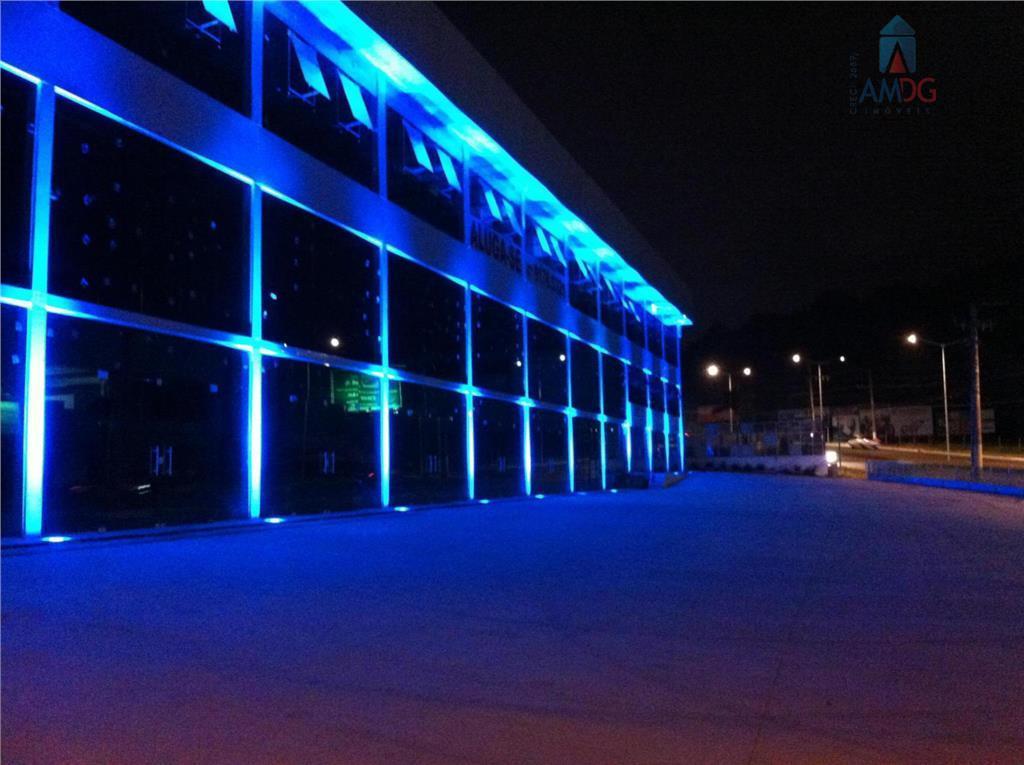 Área comercial para locação, Santa Clara, Itajaí - AR0021.