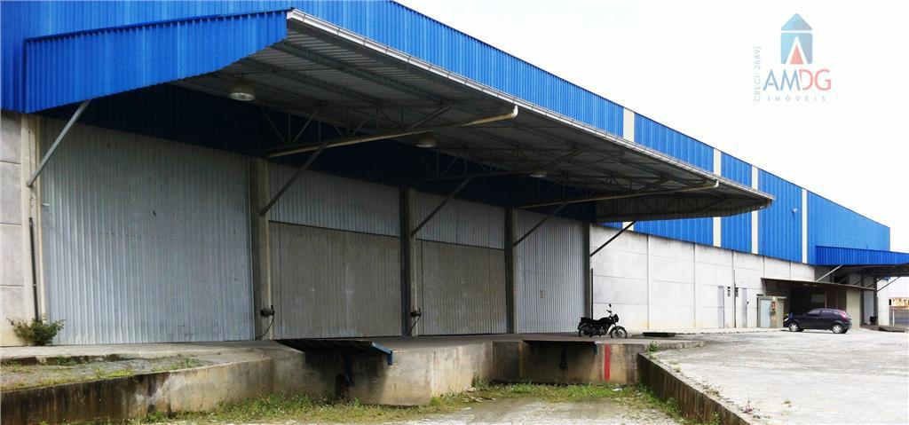 Galpão industrial para locação, São Paulo, Navegantes - GA0026.
