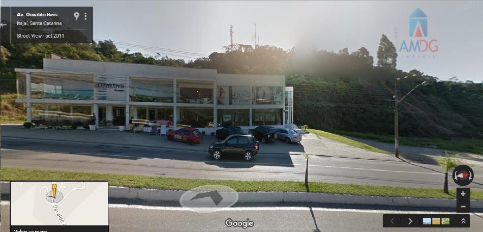 Terreno residencial à venda, Fazenda, Itajaí - TE0143.