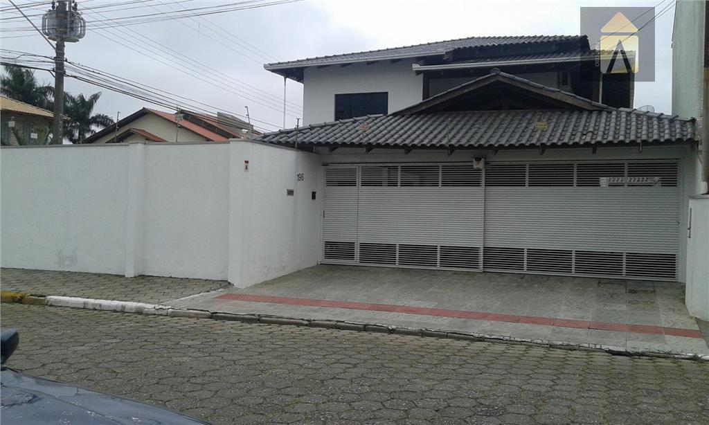 Casa residencial para venda e locação, Dom Bosco, Itajaí - CA0284.