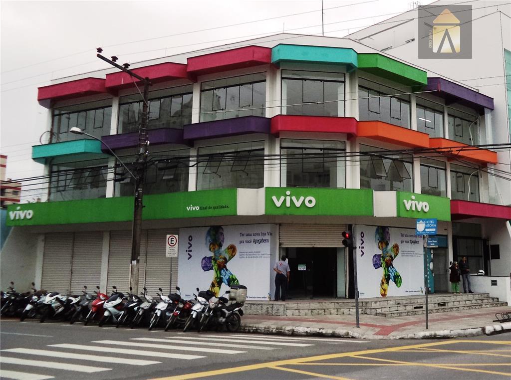 Sala comercial para locação, Centro, Itajaí - SA0089.