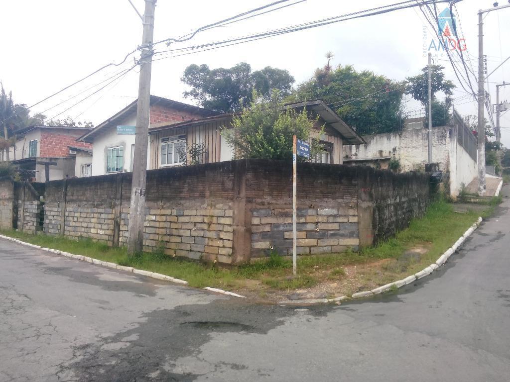 Terreno residencial à venda, Fazenda, Itajaí - TE0146.