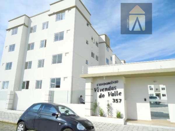 Apartamento residencial para locação, Cordeiros, Itajaí - AP0788.