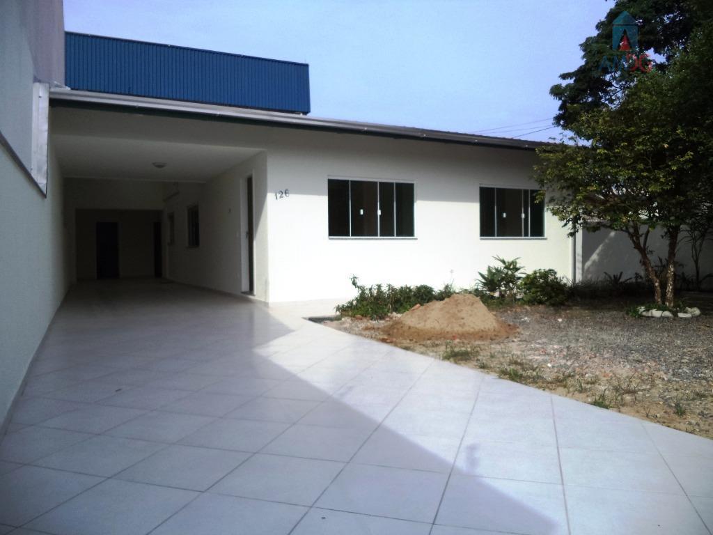 Casa  residencial para locação, Centro, Itajaí.