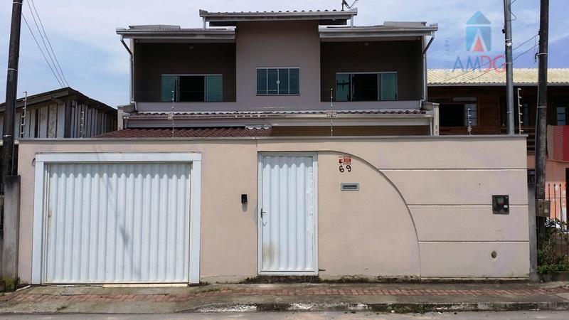 Casa residencial à venda, Cidade Nova, Itajaí - CA0295.