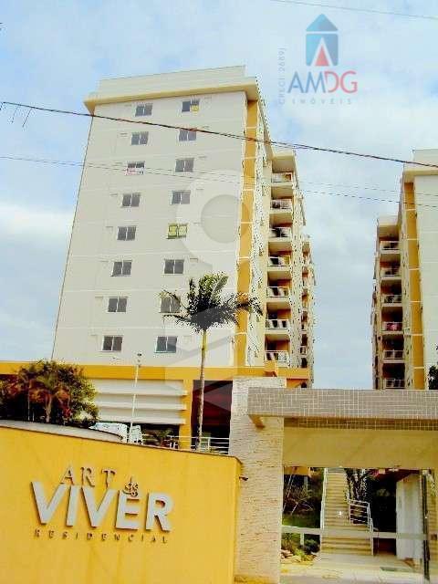 Apartamento residencial à venda, Carvalho, Itajaí - AP0810.