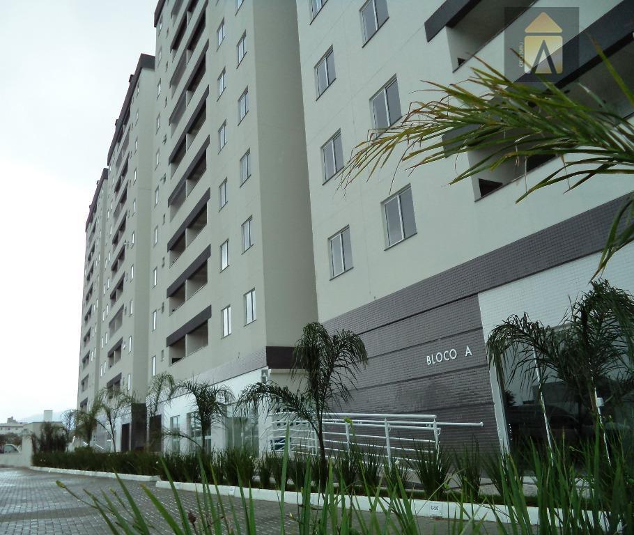 Apartamento  residencial para locação, Cidade Nova, Itajaí.