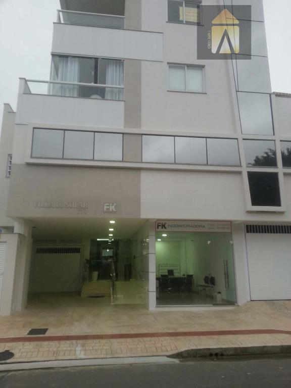 Apartamento residencial à venda, Vila Real, Balneário Camboriú - AP0127.