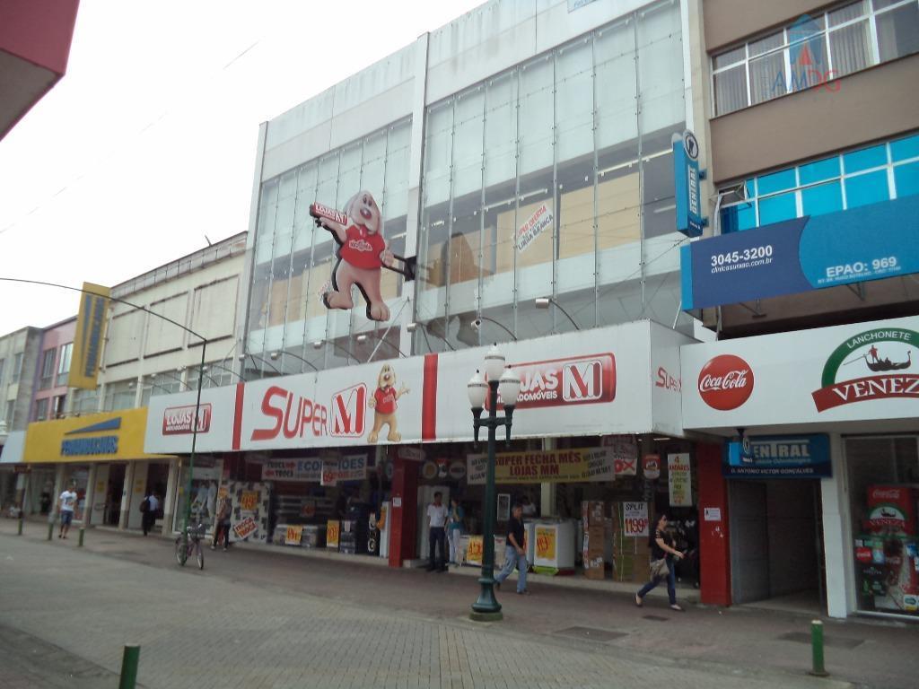 Sala comercial para locação, Centro, Itajaí - SA0098.