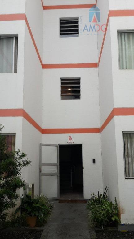 Apartamento residencial à venda, Cordeiros, Itajaí - AP0842.