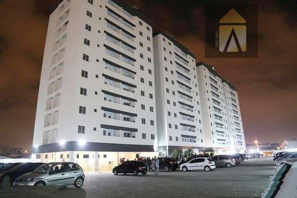 Apartamento residencial à venda, Cidade Nova, Itajaí - AP0844.