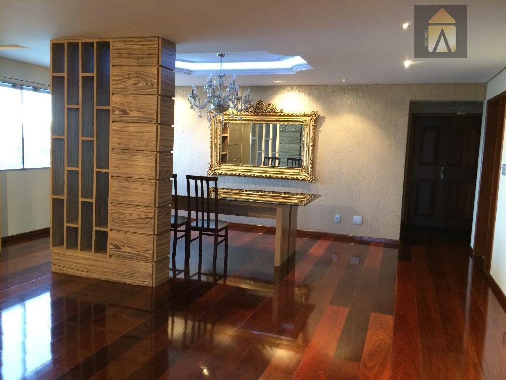 Apartamento residencial à venda, Centro, Itajaí - AP0848.
