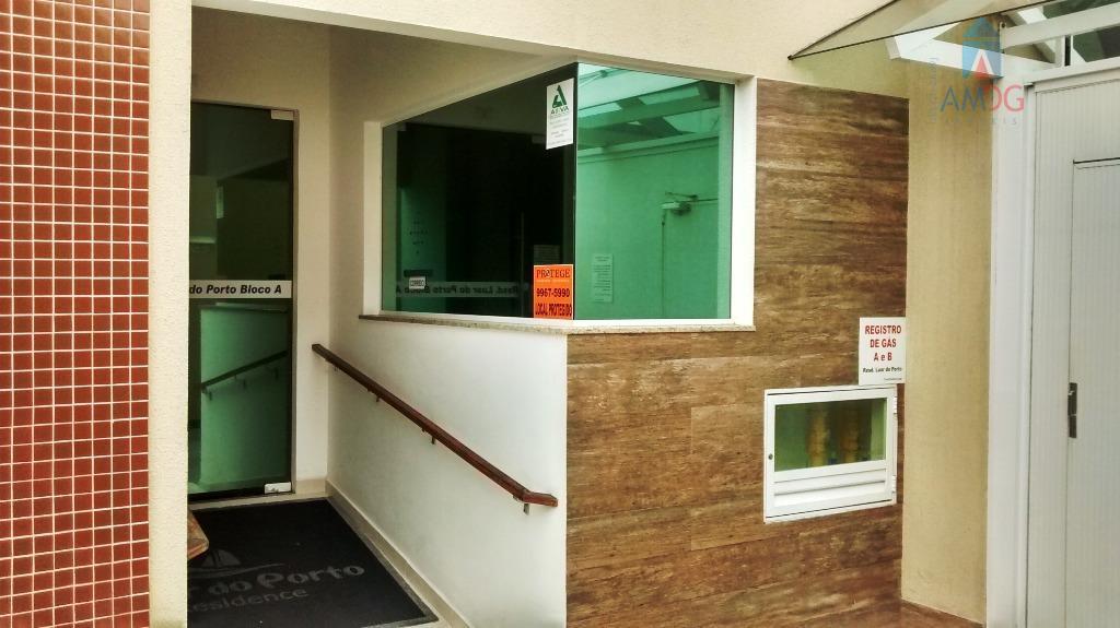 Apartamento residencial para locação, Centro, Itajaí - AP0865.