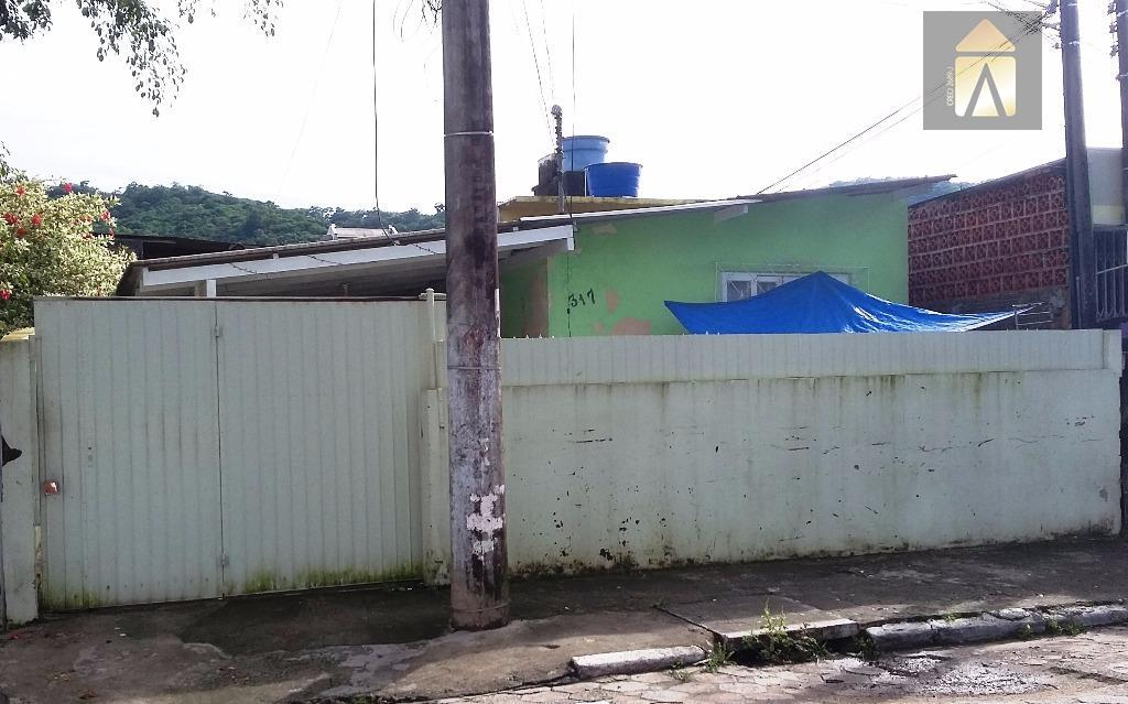 Casa residencial à venda, Fazenda, Itajaí - CA0306.