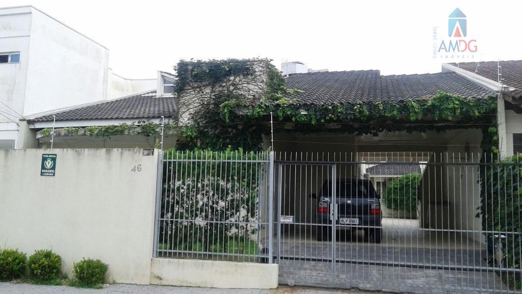 Casa residencial para locação, Dom Bosco, Itajaí - CA0309.
