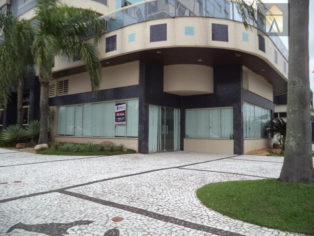Sala comercial para locação, Fazenda, Itajaí - SA0101.