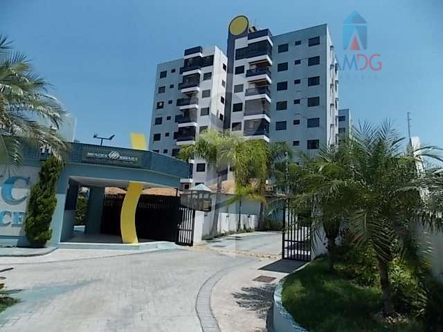Apartamento residencial para locação, Fazenda, Itajaí - AP0873.