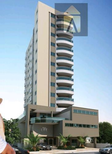 Apartamento residencial à venda, Centro, Itajaí - AP0884.