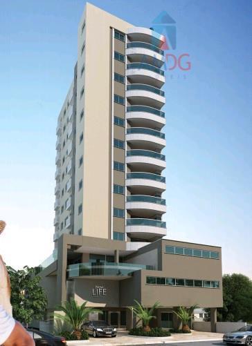 Apartamento residencial à venda, Centro, Itajaí - AP0896.