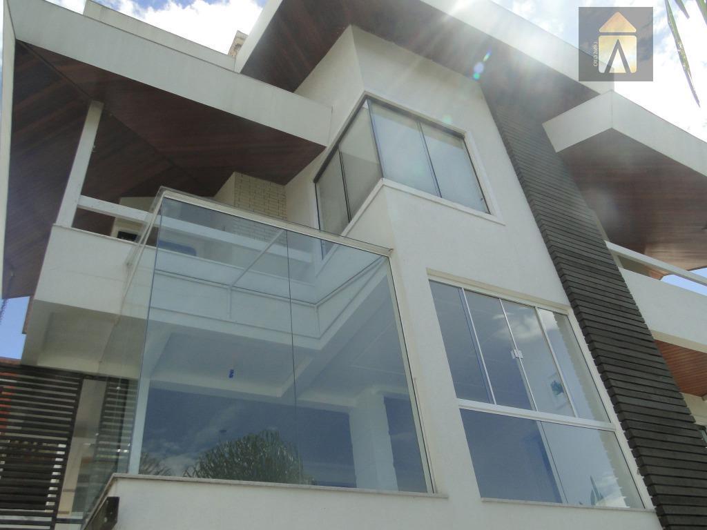 Casa residencial à venda, Praia dos Amores, Balneário Camboriú - CA0324.