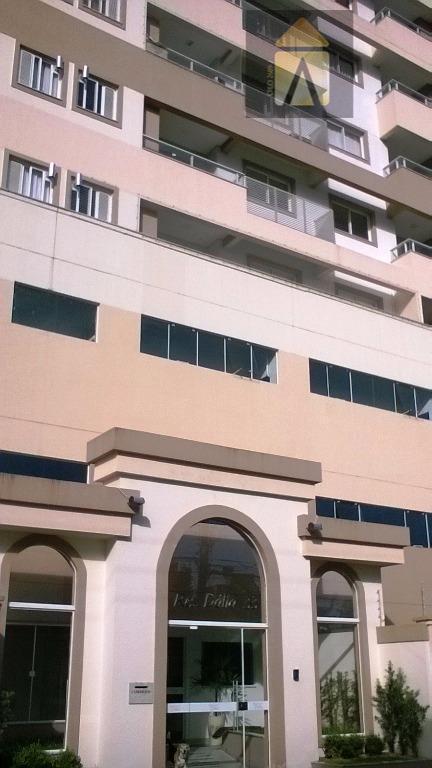 Apartamento residencial à venda, Centro, Itajaí - AP0940.