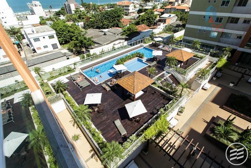 Apartamento residencial à venda, Praia Brava, Itajaí - AP0998.