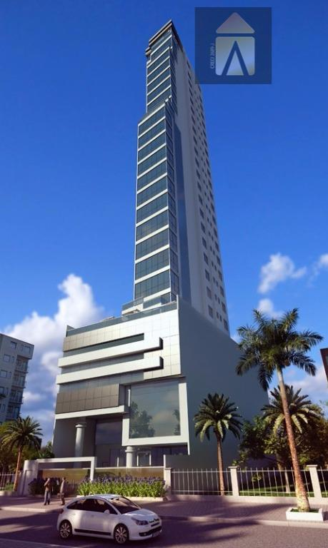 Apartamento residencial à venda, Barra Sul, Balneário Camboriú - AP1032.
