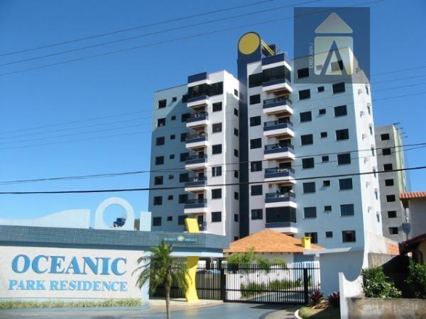 Apartamento residencial para locação, Fazenda, Itajaí - AP1043.