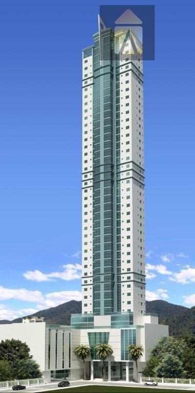 Apartamento residencial à venda, Pioneiros, Balneário Camboriú - AP1054.