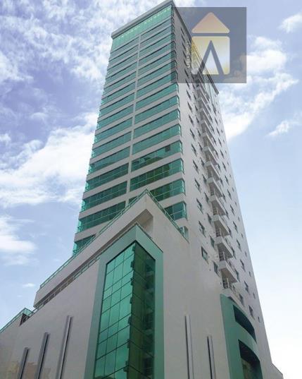 Apartamento residencial à venda, Pioneiros, Balneário Camboriú - AP1059.